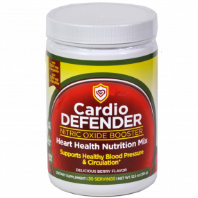 Cardio Defender Nitric Oxide Booster