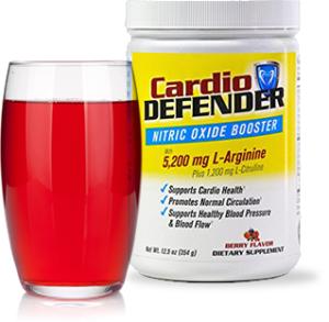 Cardio Defender wine