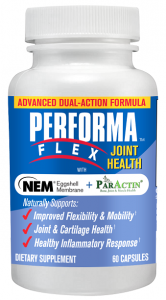 performa for natural joint pain relief