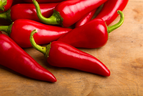 Capsaicin pain relief comes as a surprise to many